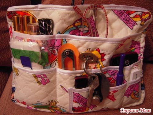 Гениальная вещь для дамской сумки