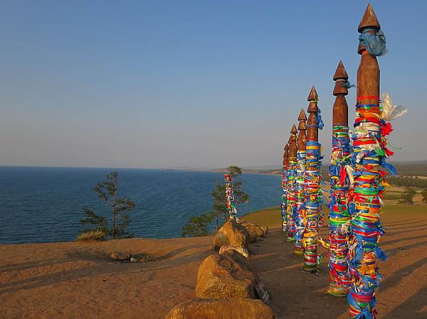 Байкальские зарисовки - остров Ольхон
