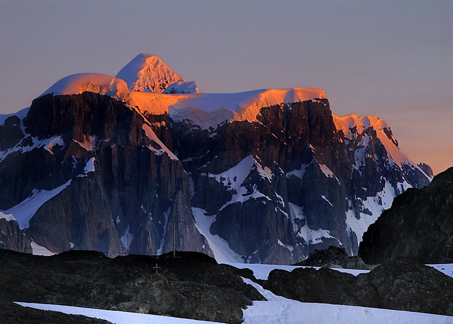 Антарктида, единственный незаселённый и неосвоенный континент Земли