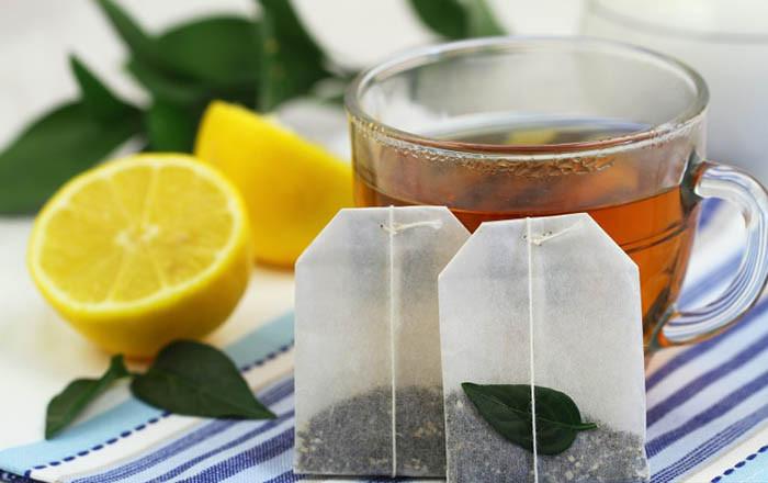 Чайный пакетик против ожога дом, лекарства, советы