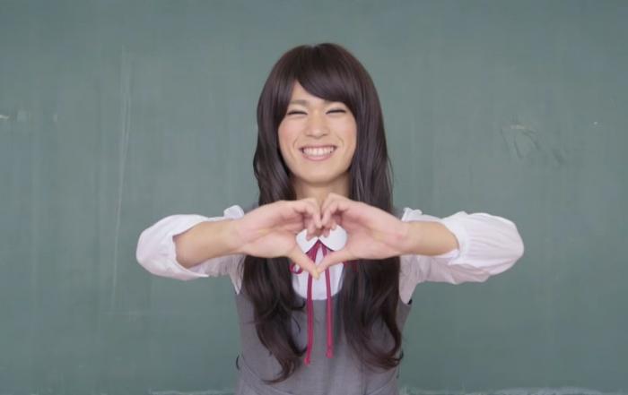 Мне показалось, что это обычные японские школьницы! Да не тут то было)))