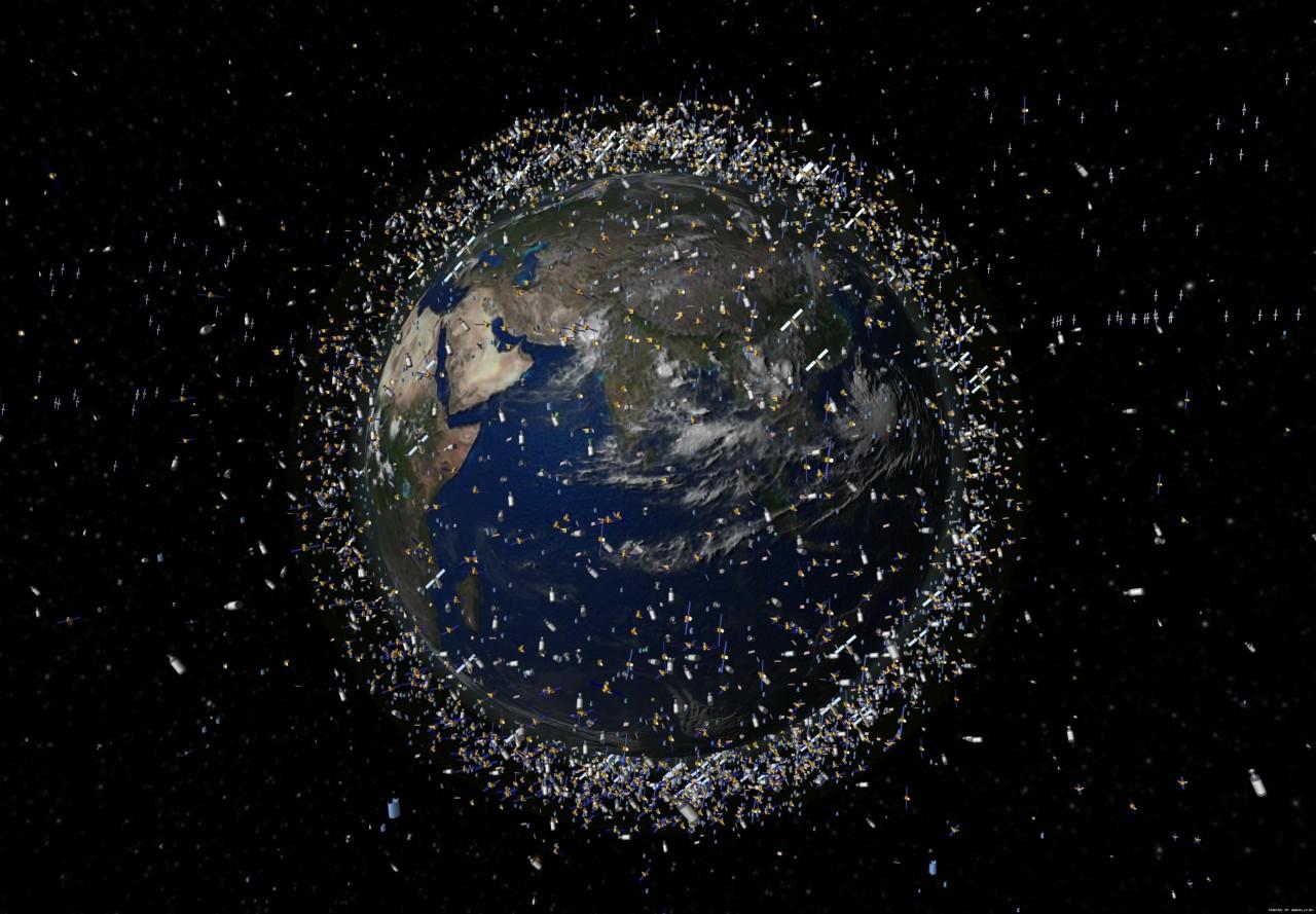 Что произойдёт, если человечество лишится всех искусственных спутников
