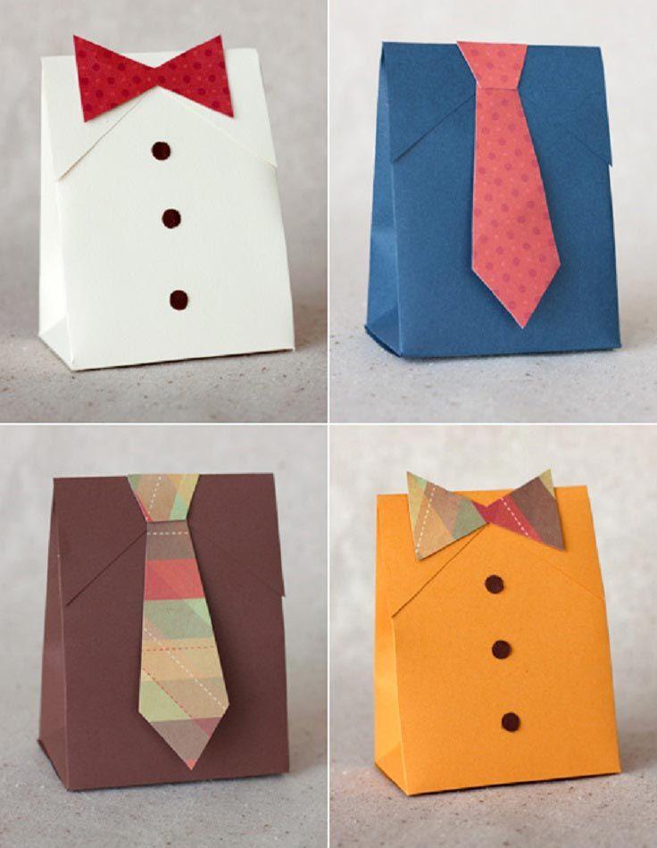 Оригинальные упаковки для подарков своими руками