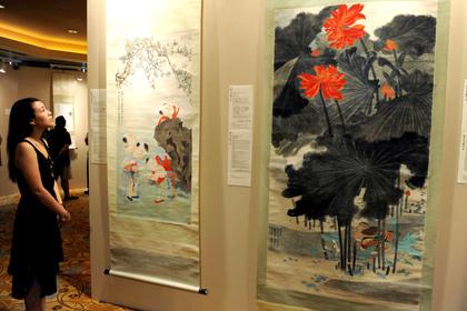 Китайский библиотекарь признался в краже и подделке 143 картин