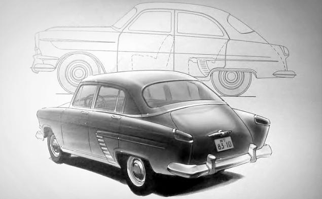 Как могли бы выглядеть известные советские автомобили