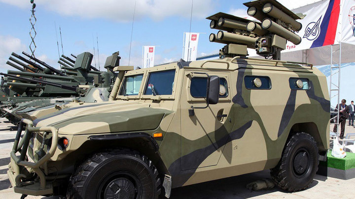 National Interest: российские ПТУР - «кошмар наяву» для НАТО