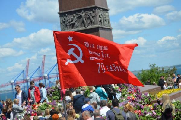 9 мая в Одессе. Город-герой показал себя!