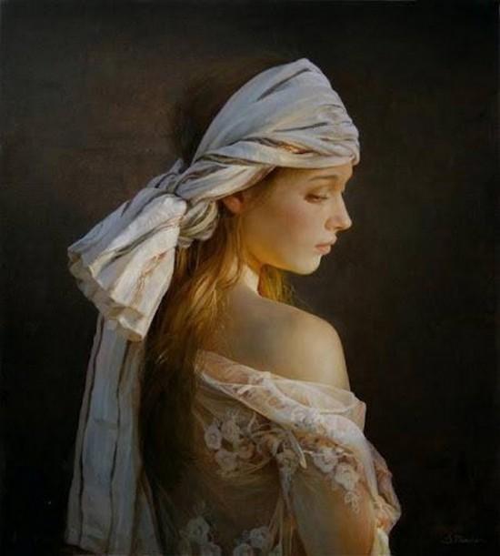 женский образ Сергей Маршенников -3-07