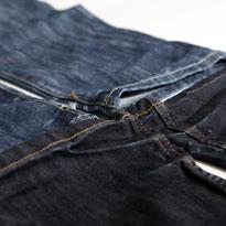 Стильный гамак из старых джинсов. Шаг 1