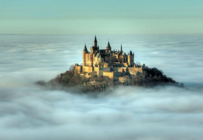 20 невероятных замков мира, которые действительно существуют!  замок, подборка