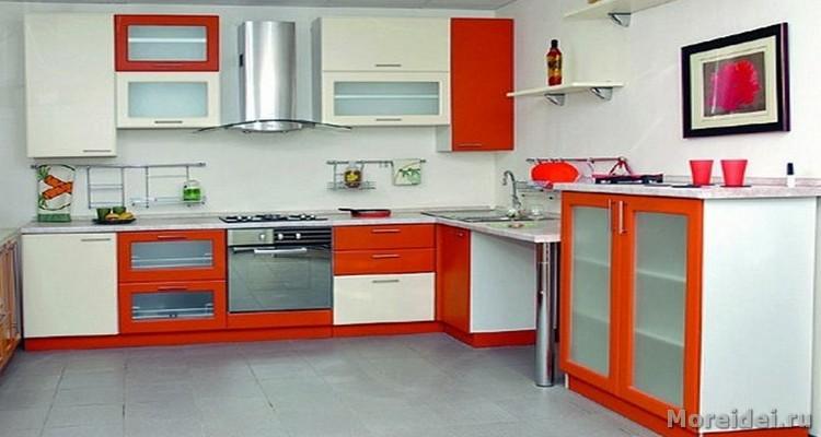 Этапы ремонта кухни своими руками.