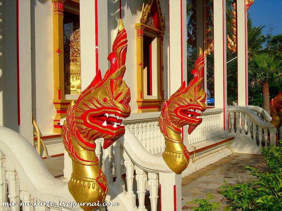 192 Пхукет: буддийские святыни острова