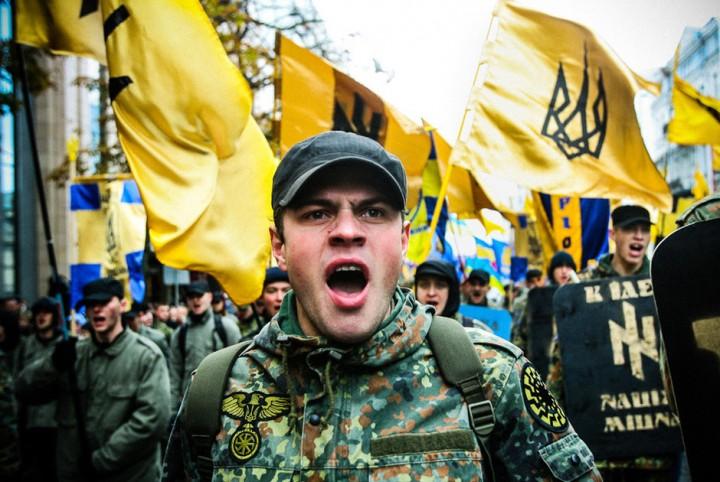 Morning Star: худшее возрождение фашизма в Европе началось на Украине