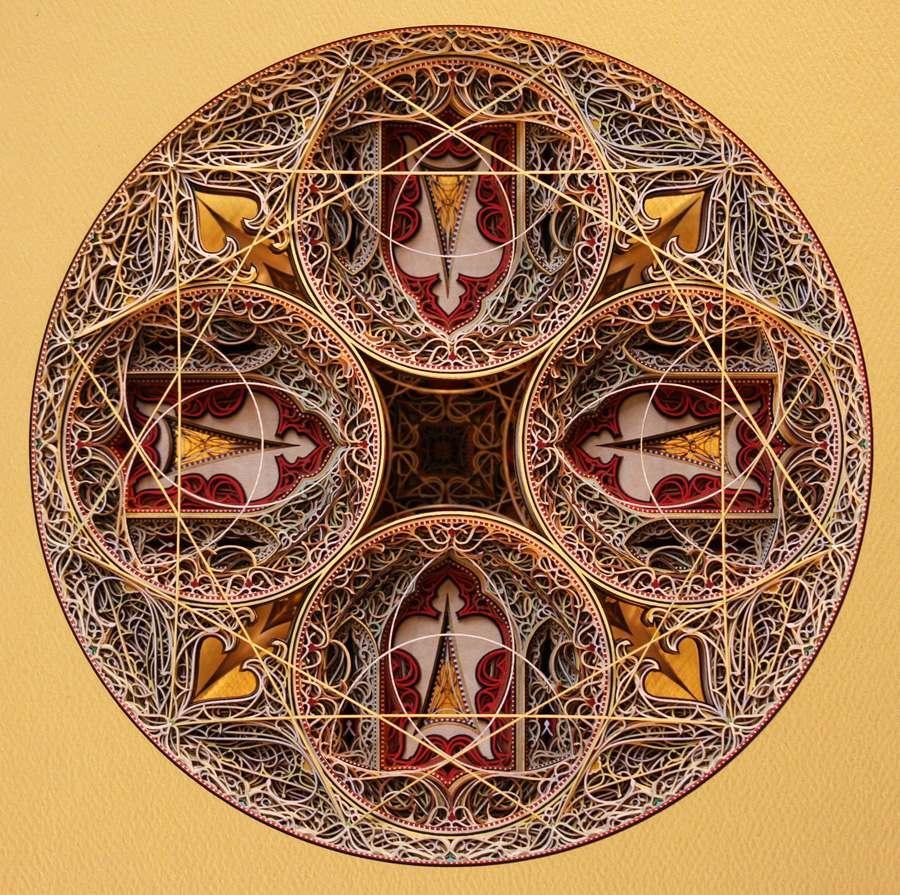 Божественное трехмерное искусство!