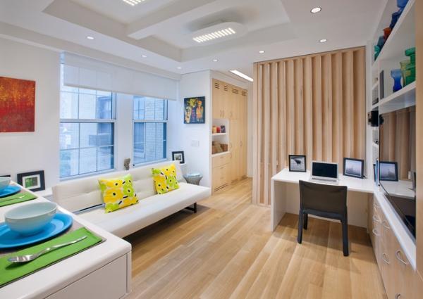 Красивый дизайн однокомнатной квартиры 40 кв м фото