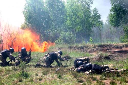 Минобороны Украины бросило в…