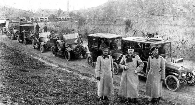 Балканская война 3 Октября 1912г.