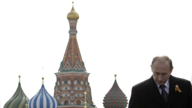 WASHINGTON TIMES: Путин строит великую державу, но выходит банановая республика