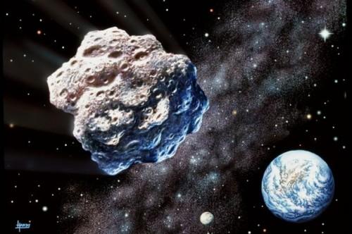 НАСА: Километровый астероид угрожает Земле