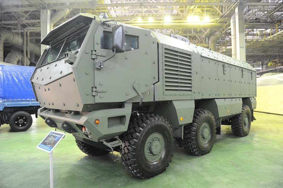 AKV 0467 КамАЗ выпустил 2 000 000 й грузовик