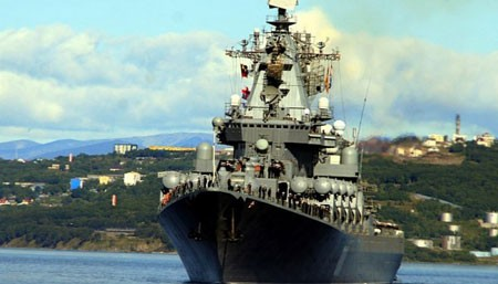 Новый флагман ВМФ: на что способен в море наследник легендарного «Варяга»
