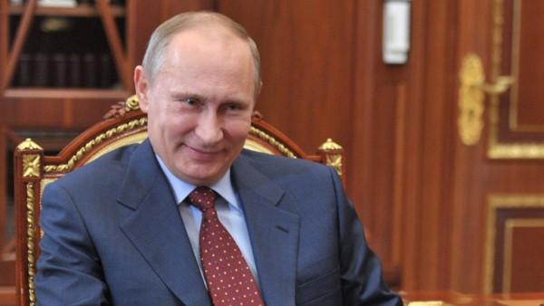 Путин будет участвовать в де…