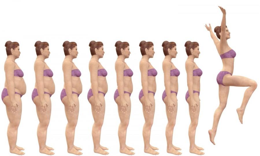 возможно ли похудеть за три месяца