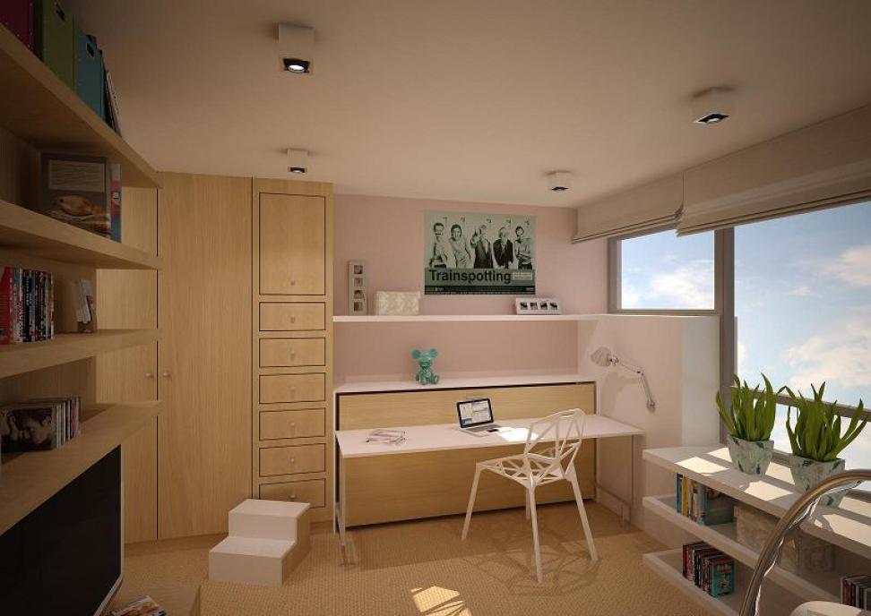 Микроквартиры - жильё будущего-9
