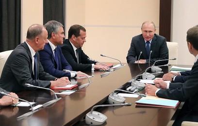 Путин отметил храбрость и отвагу десантников