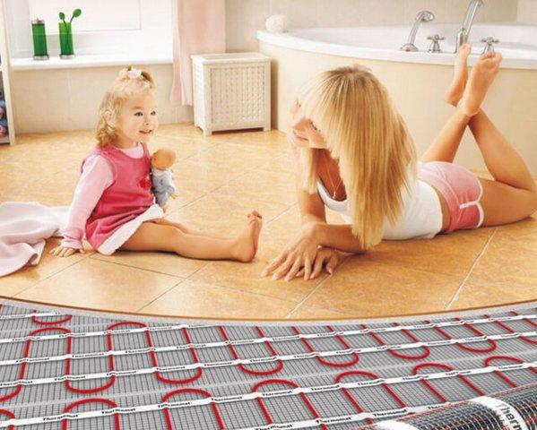 7 причин сделать теплый пол в доме