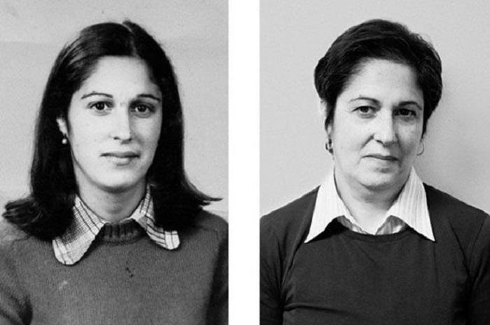 Взгляд через годы: 16 портретов людей в юности и в зрелом возрасте