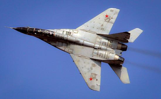 Российские военные потеряли четвертый за месяц боевой самолет