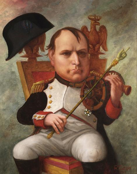 Тайна двойников Наполеона