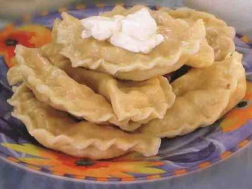 Рецепты по четвергам. Сладкие вареники. Вареники с творогом (В. 2)