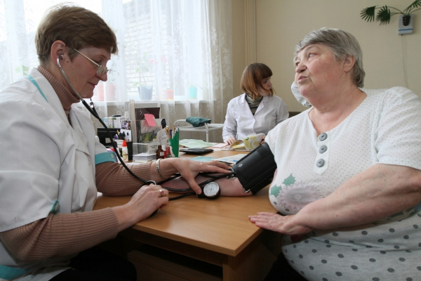В России утверждены требования по размещению медпунктов в селах