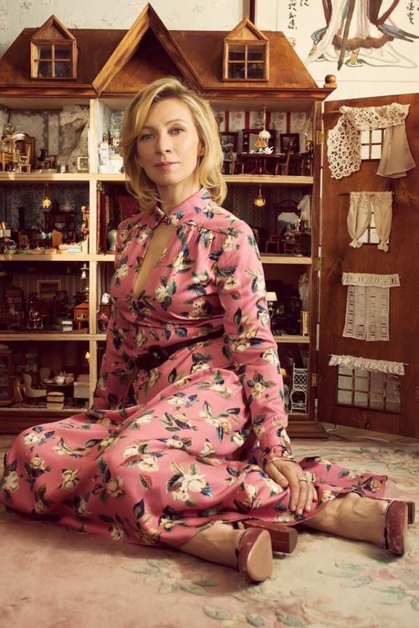 Что позволено Ксении Собчак не позволено Марии Захаровой?