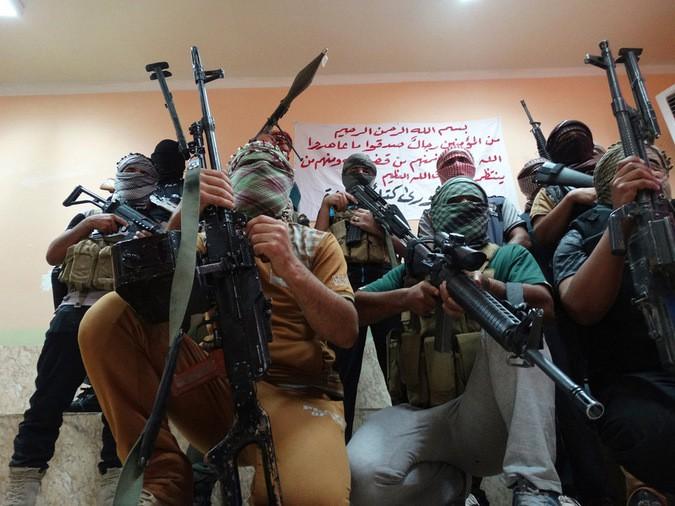 Боевики ИГИЛ пообещали стереть Вашингтон с лица Земли