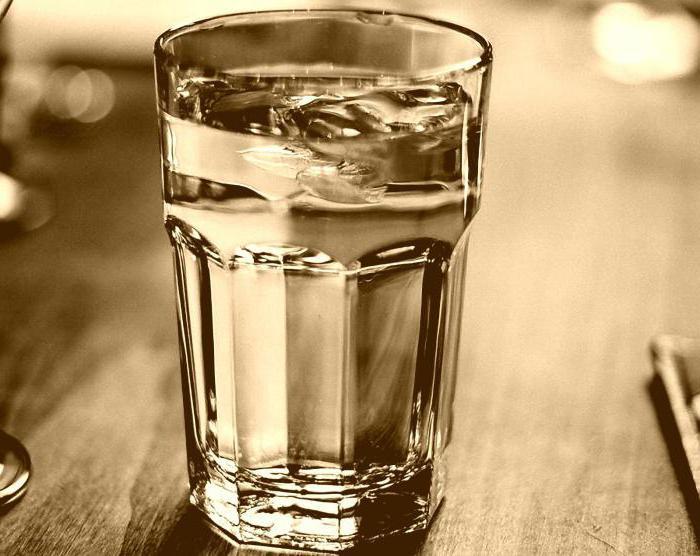 Всё о гранёном стакане