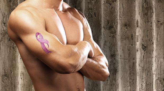 5 признаков рака молочной железы у мужчин