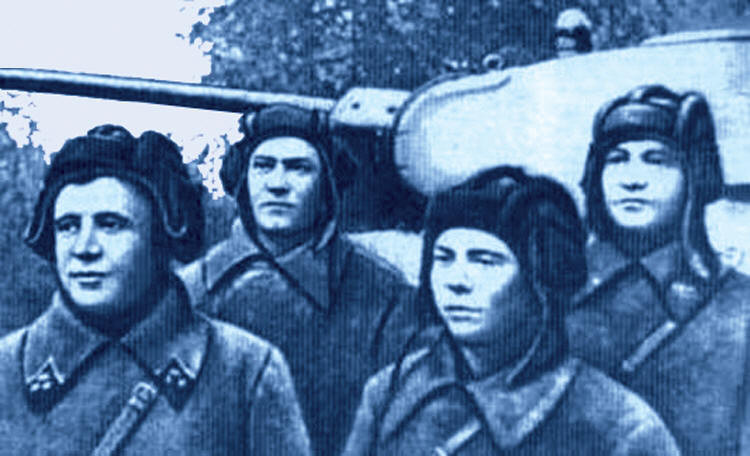 Как одиночный танк спас Серпухов серпухов, спас, танк