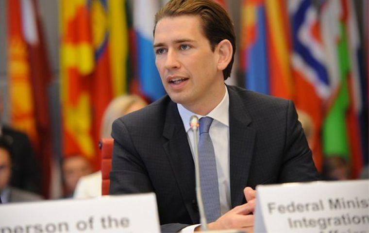 Курц о проекте бюджета Италии: Австрия не будет расплачиваться за чужие долги