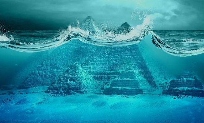 Всемирный потоп был реален: физики показали доказательства