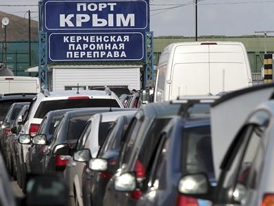 Крым не отпускает