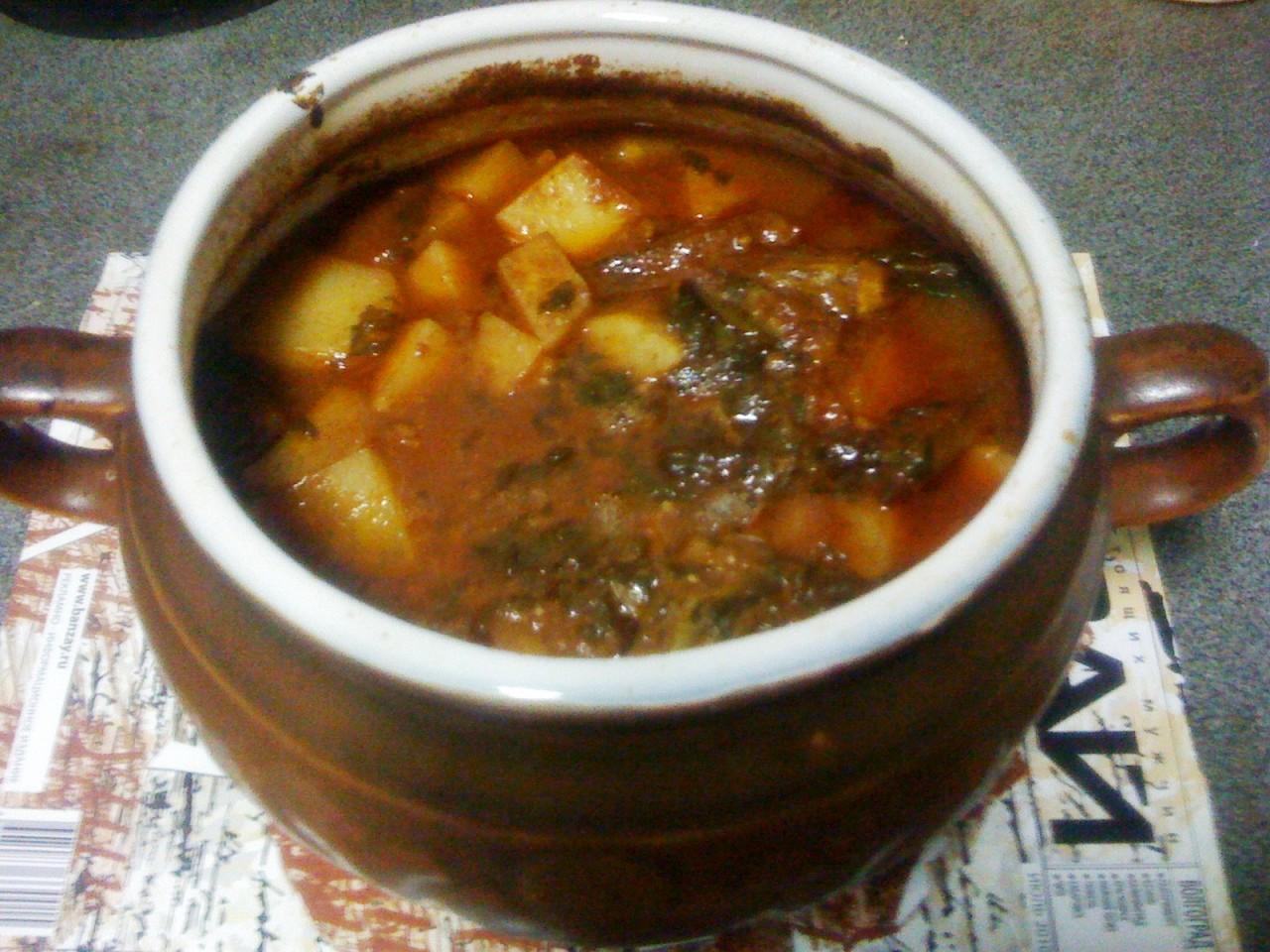 Как приготовить суп из форель
