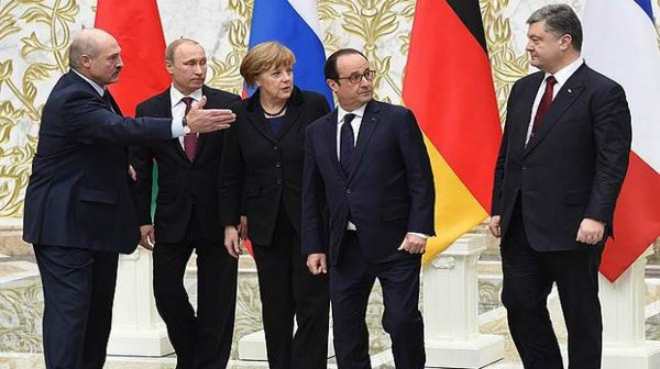 Киев сильно разочарован Герм…