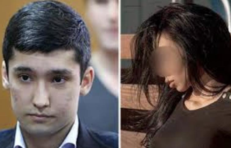 Шамсуарова, известного мажора, теперь обвинили в изнасиловании.