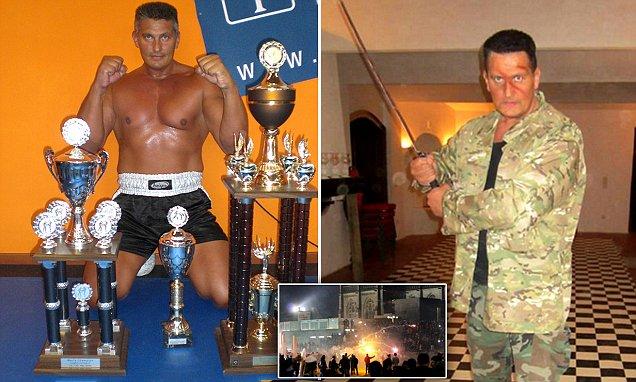 Герой Кельна: славянский боксер спас женщин в ночь изнасилований, избив толпу мигрантов