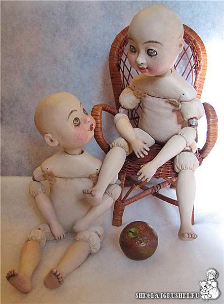 Как своими руками сделать куклу шарнирную куклу