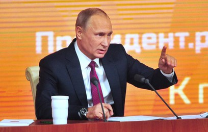 Путин связал допинговый скандал с выборами-2018