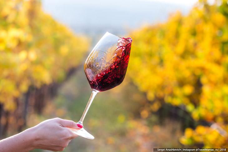 Как пить крымское вино